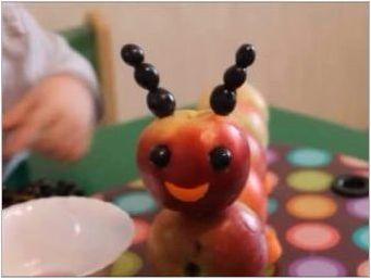Apple Caterpillar