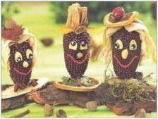 Разнообразие от царевични занаяти