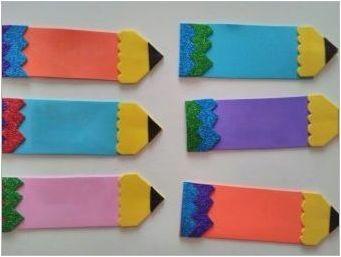 Характеристики на отметки - моливи