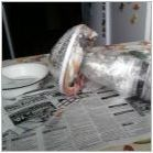 Правене на гъби от Papier Mache