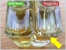 Характеристики на оригиналната парфюмерия и нейните разлики от фалшивите