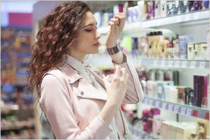 Какъв е числото парфюм и как да го изберем?