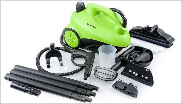 Cutfort Парни почистващи средства: функции и инструкции за употреба