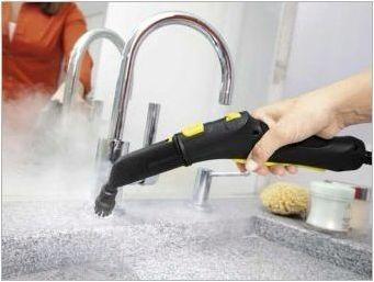 Karcher Steam Cleaners: Преглед на популярните модели и съвети за подбор