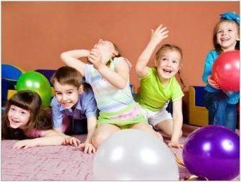 Честване на рождения ден на дете на 8 години: най-добрите конкурси и скриптове