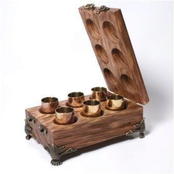 Дървени сувенири и подаръци