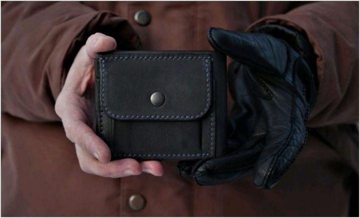 Как да дадем портфейл?