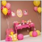 Как да декорирате рождения ден на момичето?