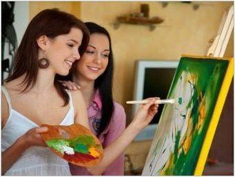 Как да нарисувате подарък мама?