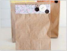 Как да опаковате мек подарък?