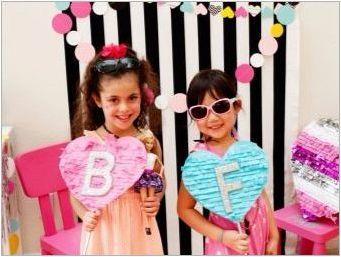 Как да отпразнуваме рождения ден на бебето 11 години?