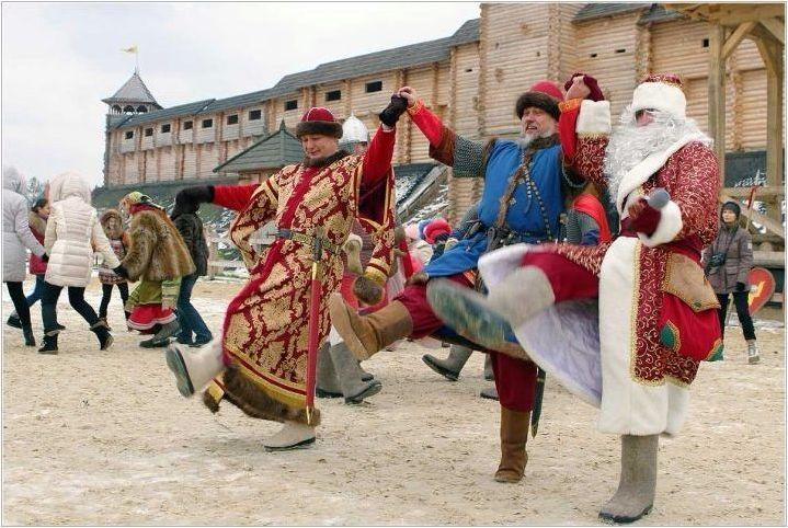 Как да празнуваме Нова година в Русия?