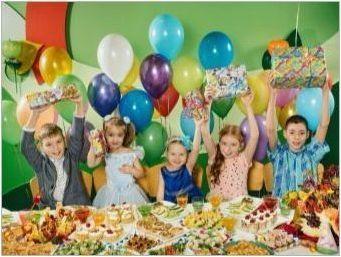 Как да празнуваме рождения ден на дете 5 години?