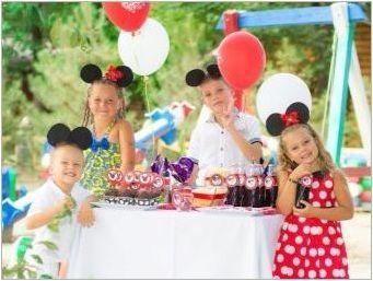 Празнуваме рождения ден на дете на 9 години: най-добрите конкурси и скриптове