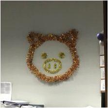 Стенни декорации от Tinsel