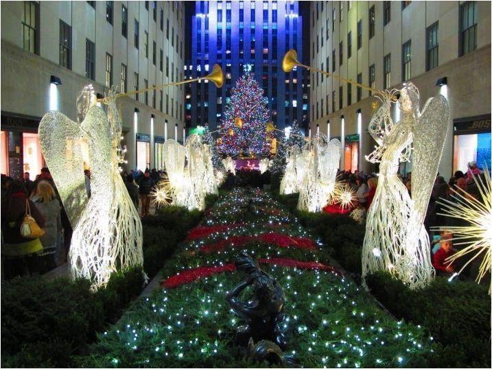 Всичко за новата година в Ню Йорк