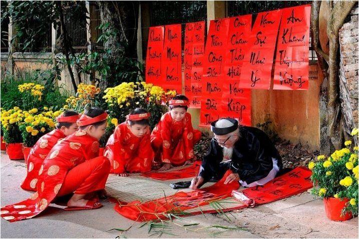 Всичко за празника на Новата година във Виетнам