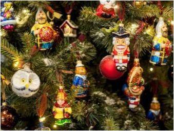 Всичко за стъкло Коледа играчки