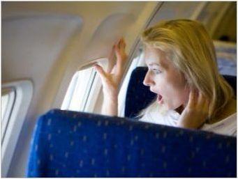 Аерофобия: описание, причини и лечение