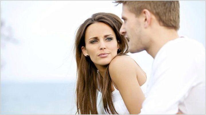 Характеристики на интровента на мъжете и поведението му в отношенията