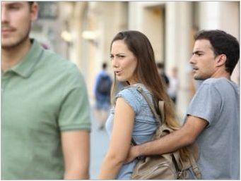Как да се отървем от ревността на жена и да се научим да й се доверявате?