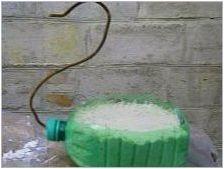 Производство на кашпо от гипс със собствените си ръце