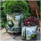 Създаване на кашпо за градината със собствените си ръце