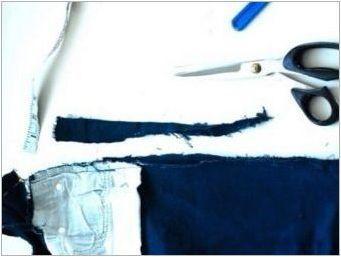 Как да шият дънки у дома?