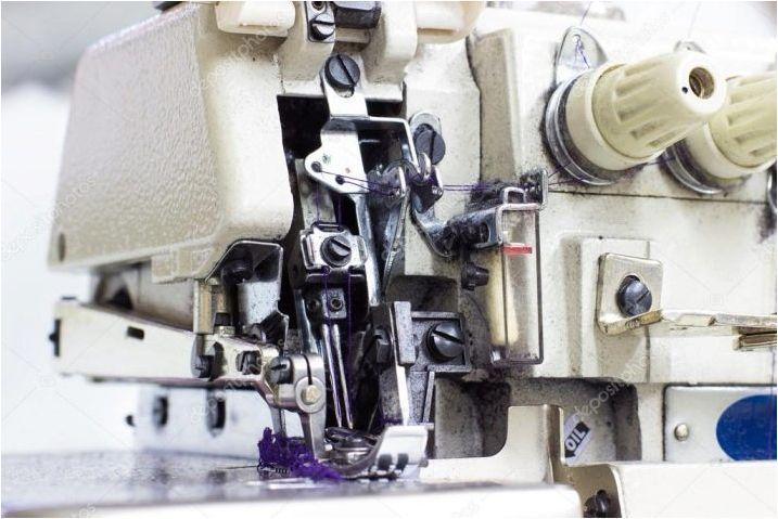 Шевни машини с овърлок