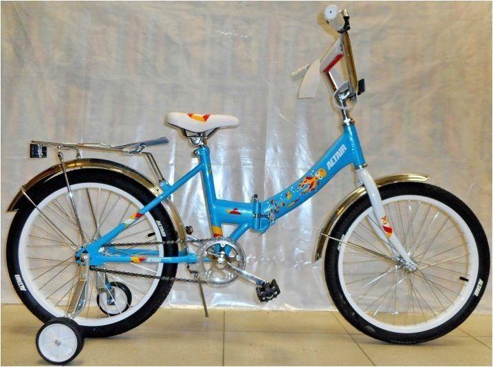 Altair Велосипеди: Преглед на най-добрите модели и препоръки за избор