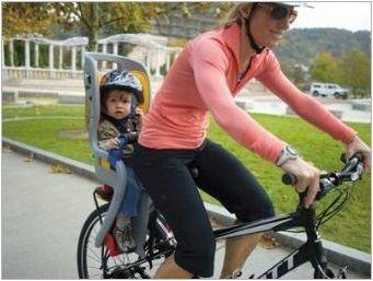 Бебешки трикове на багажника: сортове, препоръки за избор