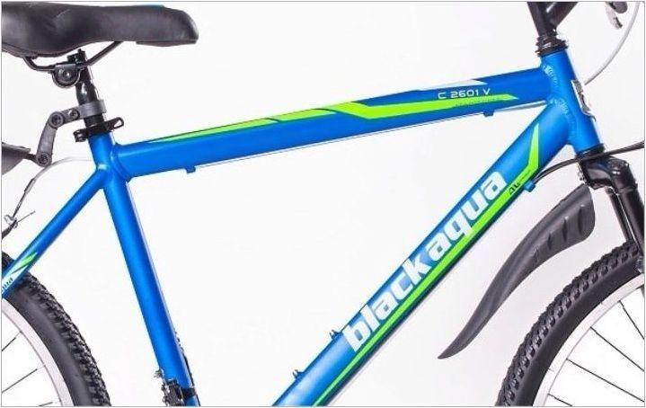 Bike Aqua Велосипед Модел Преглед на реда