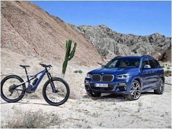 BMW велосипеди: характеристики на модела, плюсове и минуси