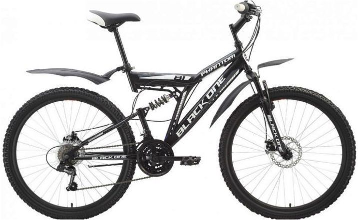 Черно един велосипеди: Характеристики и преглед на модела