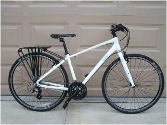 Гигантски велосипеди: обхват на модела и правила за работа