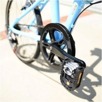 Изберете педали за велосипед