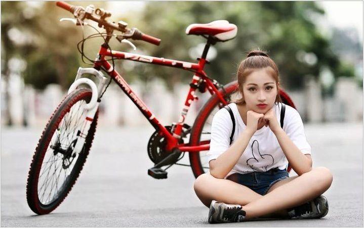 Как да се определи размерът на велосипедната рамка?