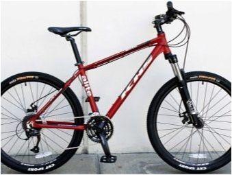 Khs Велосипеди: Характеристики на модела