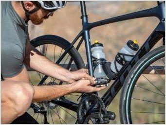 Колби за велосипед: видове, съвети за избор и грижа