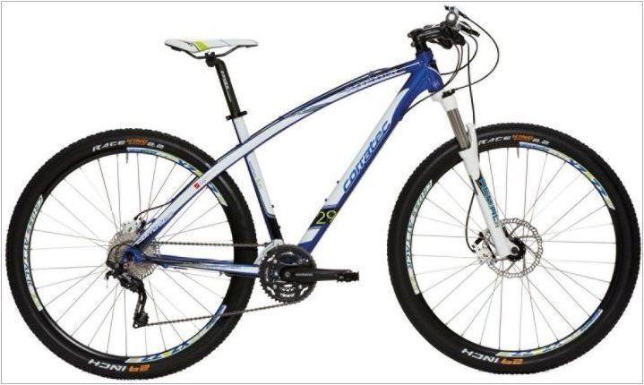 Общ преглед на модела на велосипед Corratec