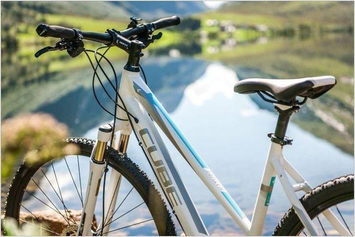 Общ преглед на велосипеда Cube