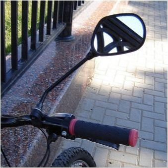 Огледала за велосипеди: Какви са как да изберем и поставите?