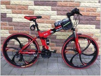 Преглед на най-добрите велосипеди до 20 000 рубли