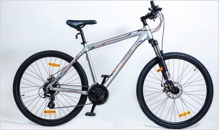 Преглед на велосипеда Horst