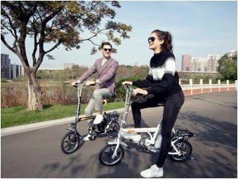 Сгъваеми електрически велосипеди: най-добрите модели и препоръки за избор