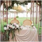 Декорация на сватбена маса със собствените си ръце