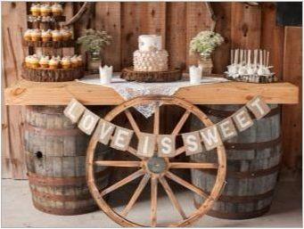 Характеристики на селската сватба