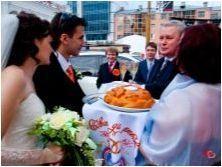 Изберете Рушман за сватбена кавалерия