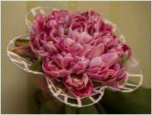 Изберете сватбен букет от булчински от Алстромерия