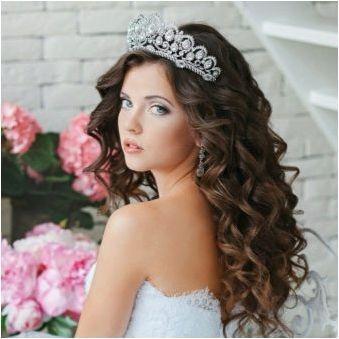Изберете сватбена прическа без Fata